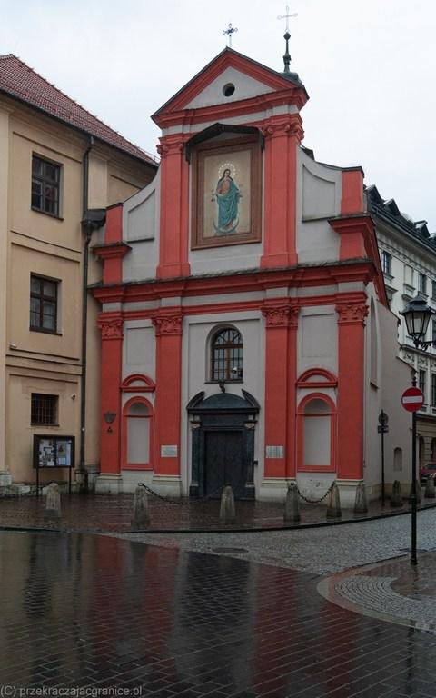 Kościół św. Janów - Kraków