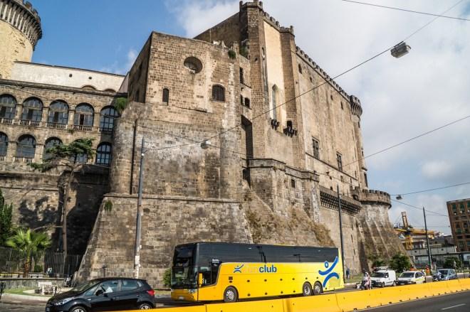 Castel Nuovo - Neapol