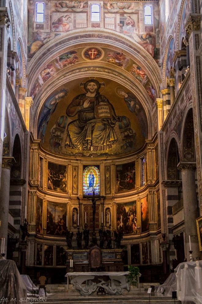 Piza - Katedra Santa Maria Assunta