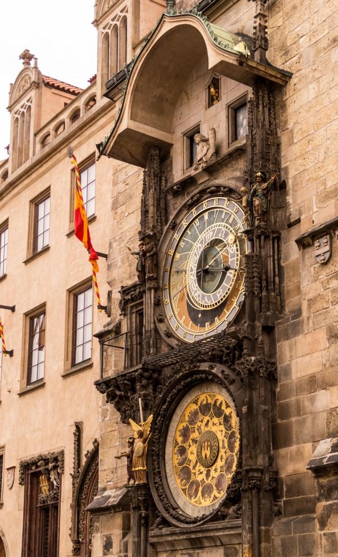 Praga - Orloj