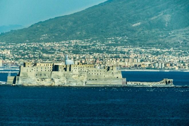 Zamek Jajeczny - Neapol