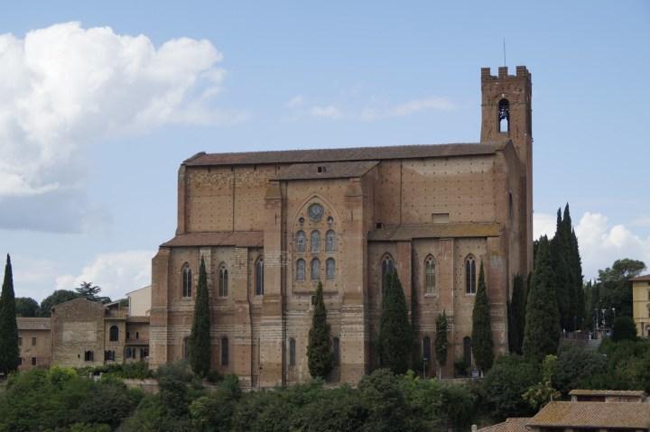 Siena - Basilica San Domenico