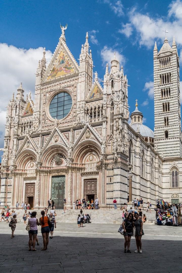 Siena - Katedra Santa Maria Assunta
