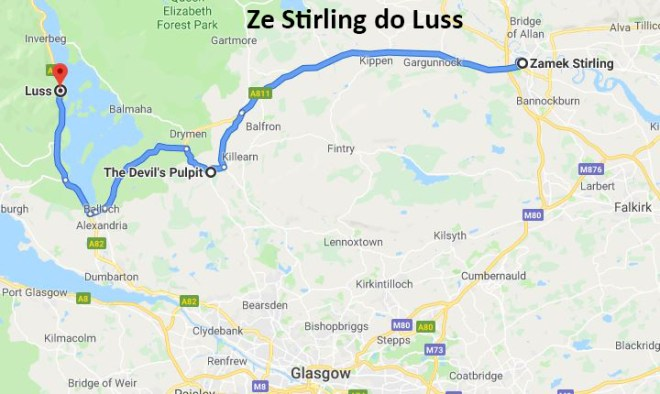 Stirling Luss maps