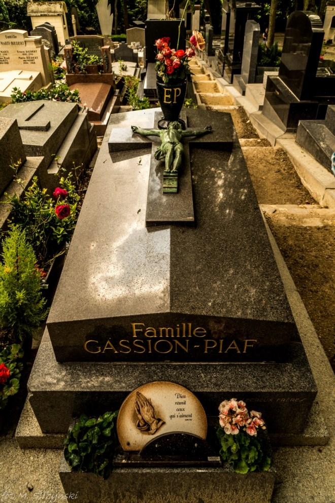 Edith Piaf - Pere Lachaise