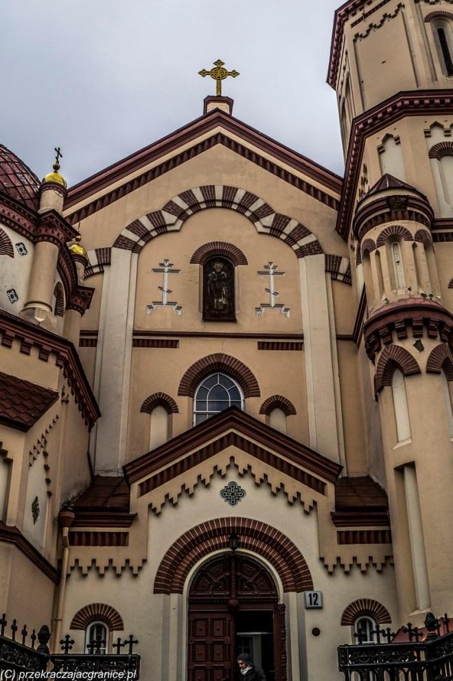 Cerkiew św. Mikołaja - Wilno