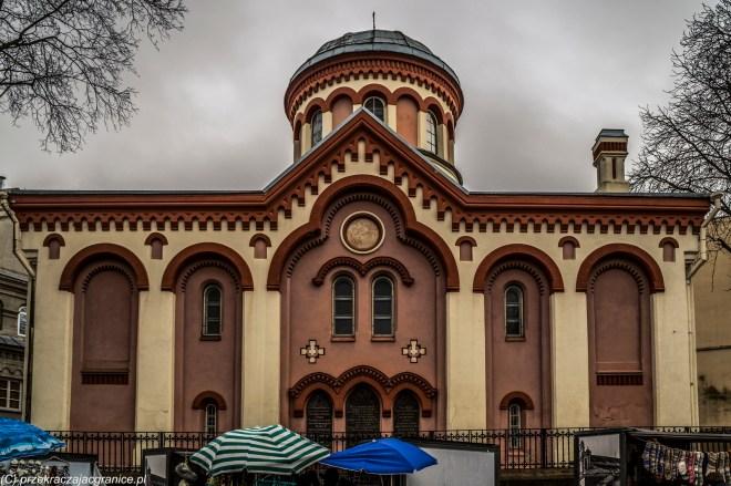Cerkiew św. Paraskiewy - Wilno