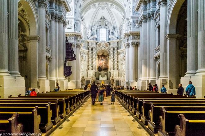 Kościół Teatynów - atrakcje Monachium