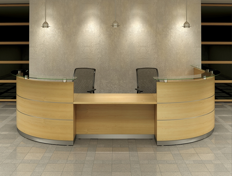What You Need to Consider While Choosing a Reception Desk