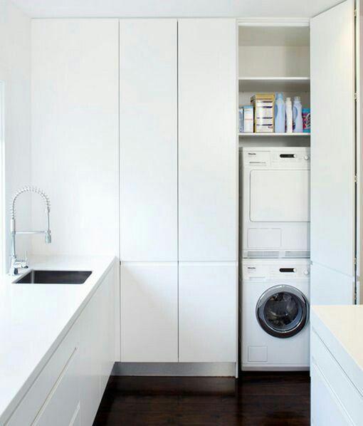 Zabudowa pralki w azience  galeria  15 pomysw