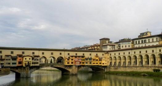 Most Złotników, Ponte Vecchio