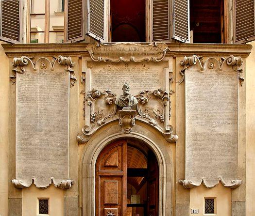 Palazzo Viviani Florencja