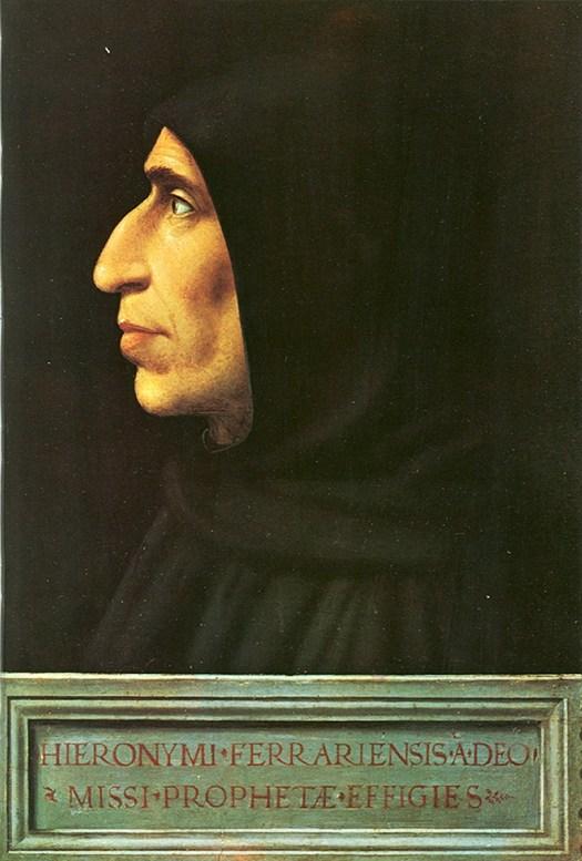 Portret Fra Bartolommeo