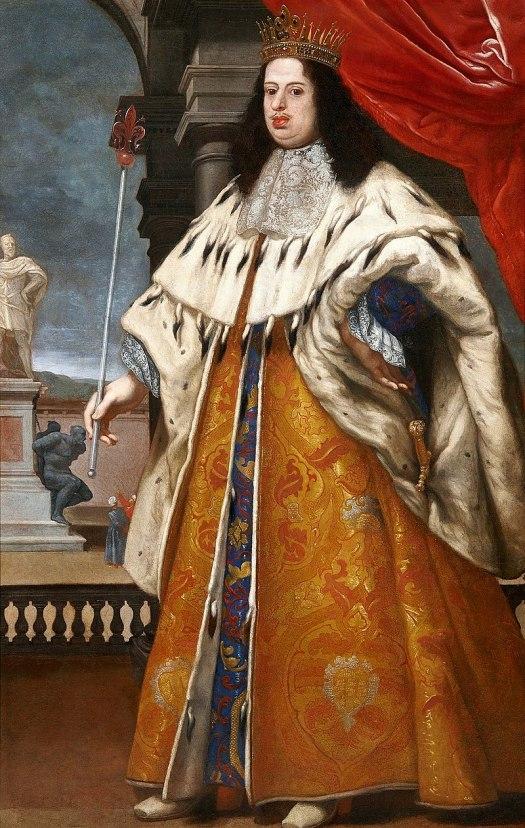 Kosma III Medyceusz, Cosimo III, Volterrano