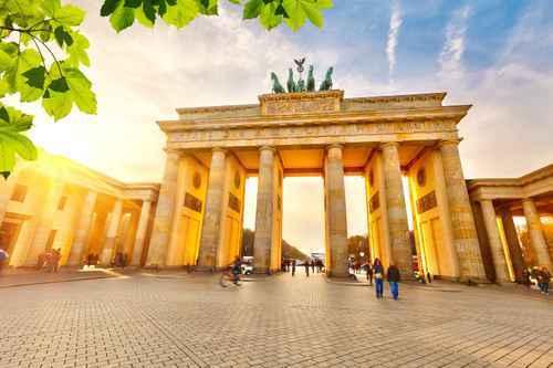 Podróżowanie busem do Niemiec