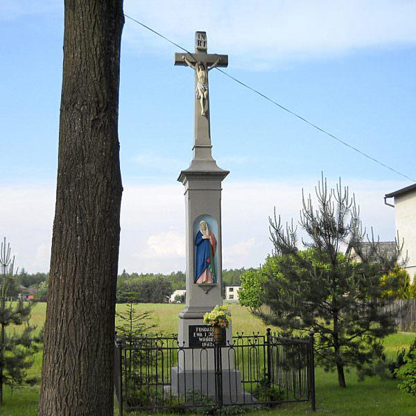 Krzyż w Gostyni