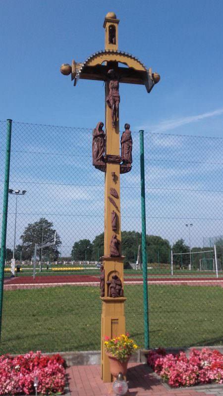 Krzyż w Radgoszczy