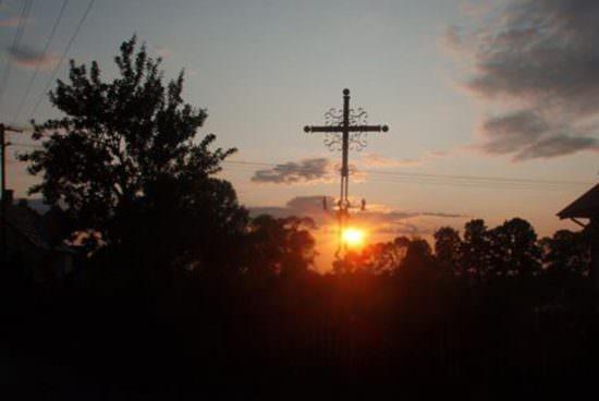 Krzyż w Rupinie