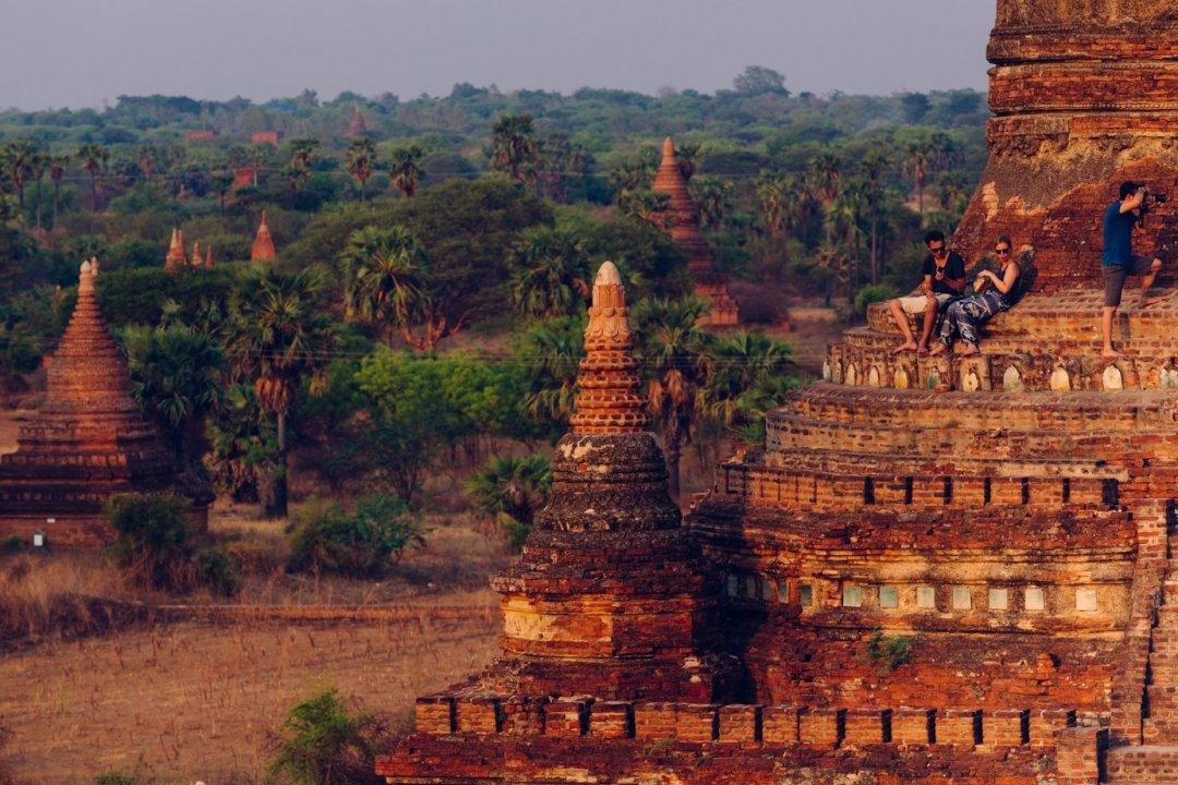 Bagan Świątynia Buleti