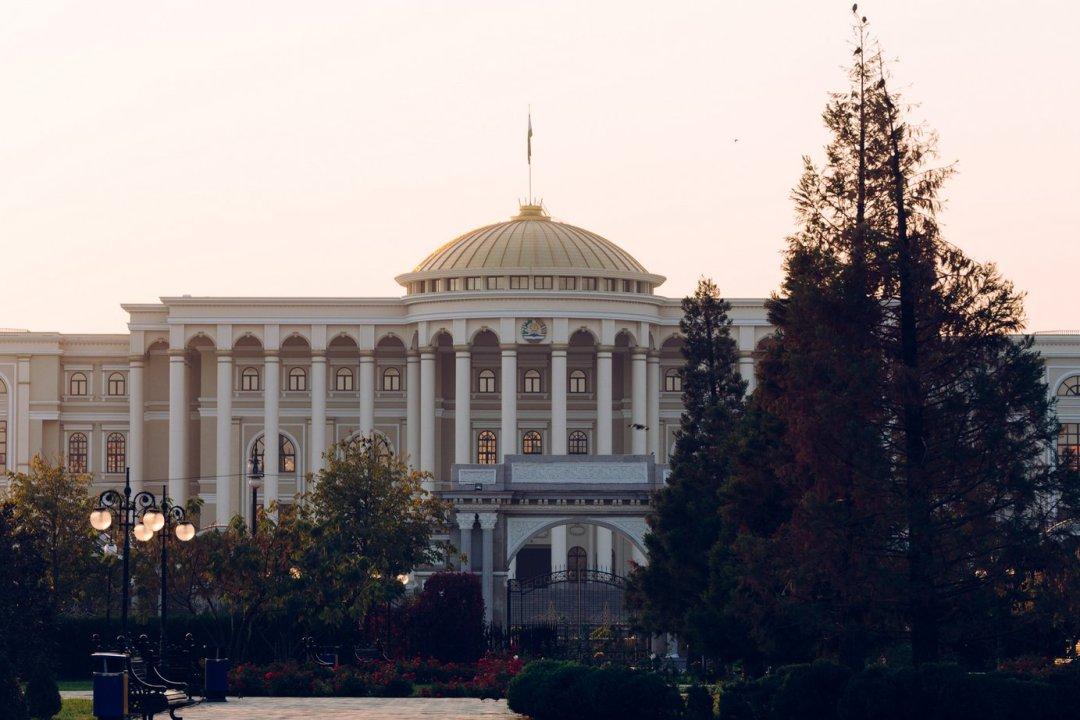 Pałac Prezydencki Dushanbe