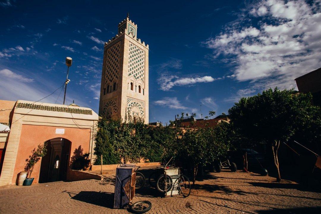 Minaret meczetu Kutubijja