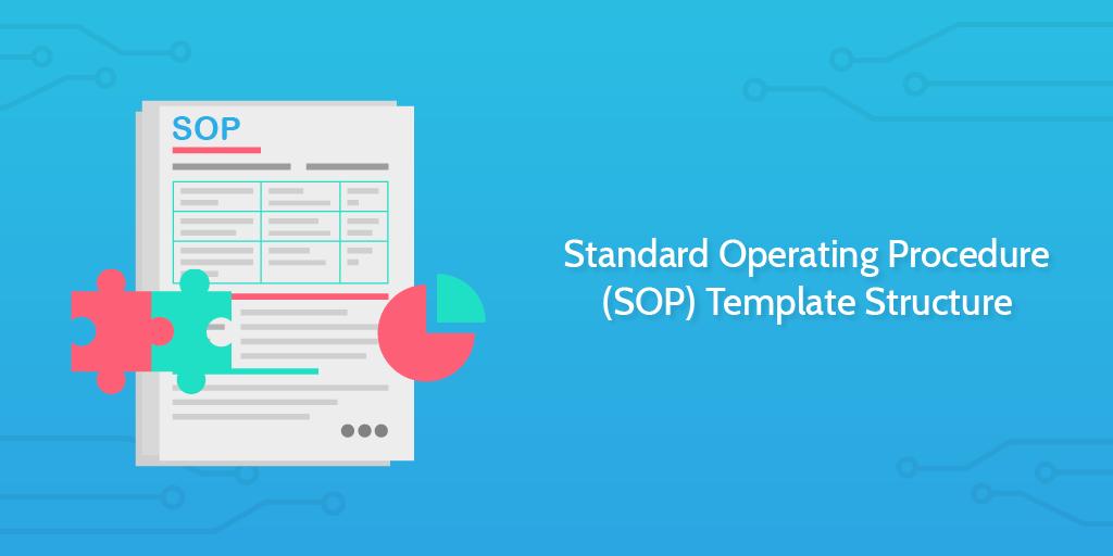 Standard Operating Procedure SOP Template Structure Process Street