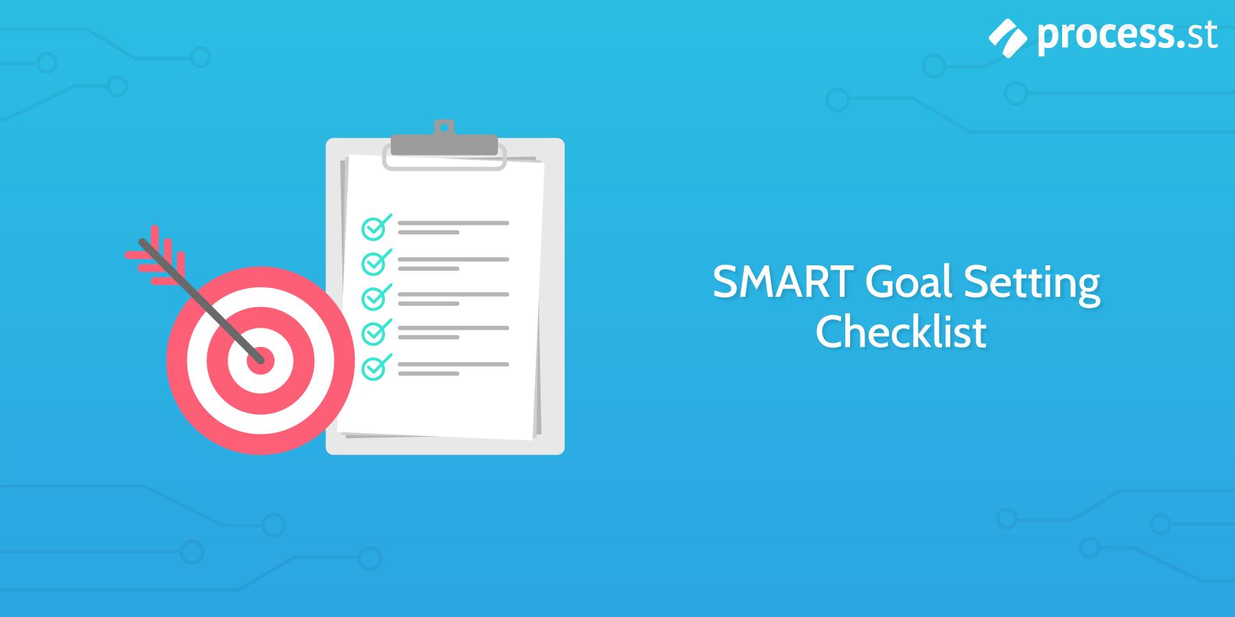 Smart Goal Setting Checklist