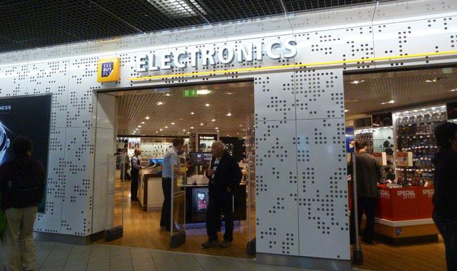 Schiphol concession revenue +26%: SPH flat   Travel Retail Business