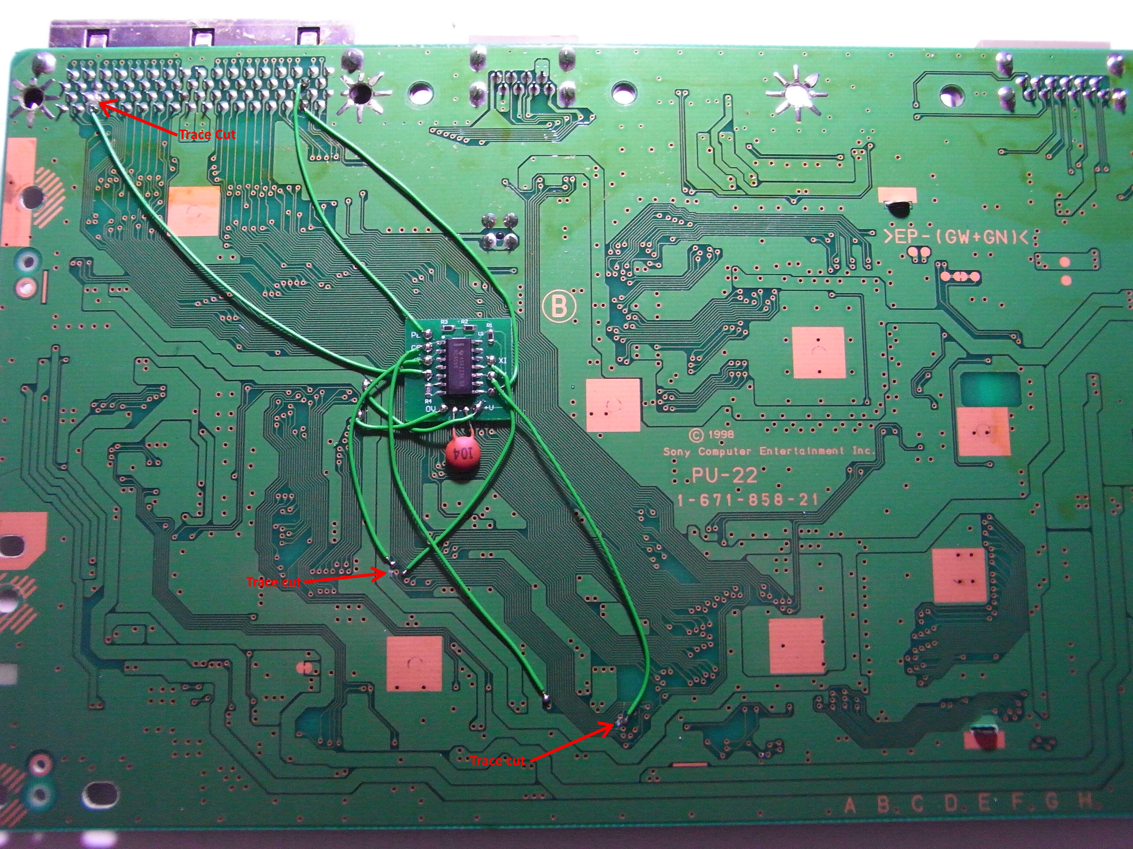 Note The Manual Switch Circuit Requires The Listed Diodes To Prevent
