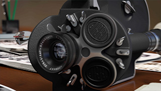 3D model of an Arri Camera (3D modeling & animation)