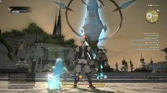 Final Fantasy XIV A Realm Reborn PS4