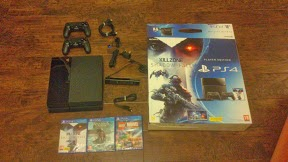 PlayStation 4 Unboxed - My Gaming History