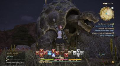 Final Fantasy XIV a realm reborn Class Run Throughs