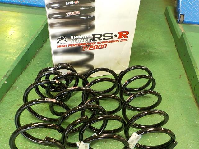 AGL20W レクサス RX300 ダウンサス交換 四輪アライメント