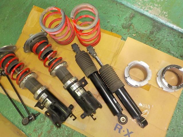 DA64W エブリー RS-R車高調に交換 四輪アライメント