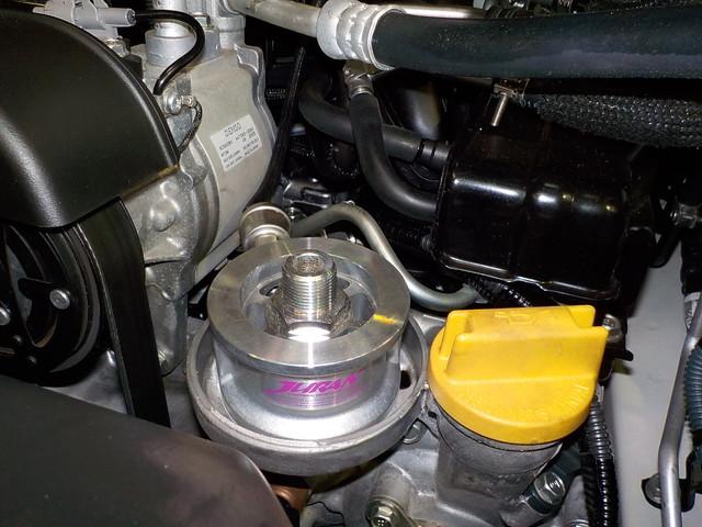ZN6 86 追加メーター センサー取り付け ブレーキパット交換