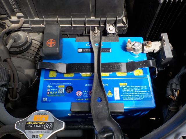 ハリアー ACU30 バッテリー・エンジンオイル・ワイパーブレード 交換
