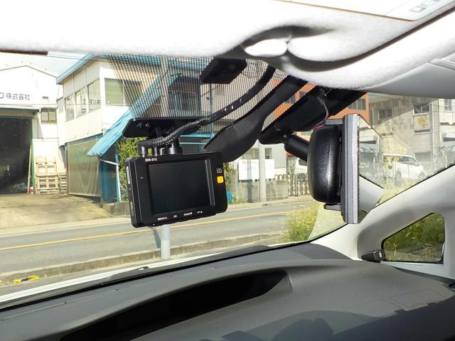 ZVW30 プリウス コムテック ドライブレコーダー取り付け