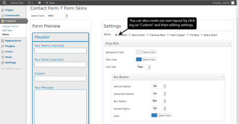 custom-skins-for-contact-form-7 screenshot 6