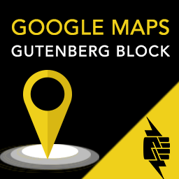 Gutenberg Block For Google Maps Embed By Pantheon