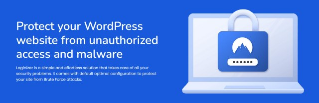 Loginizer logo for top wordpress plugins list