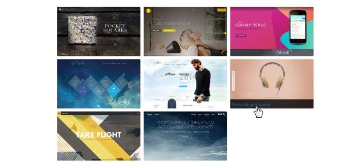 portfolio-gallery screenshot 10
