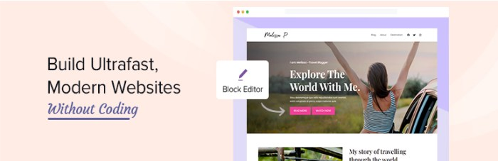 Supercharge Gutenberg with ultimate blocks library