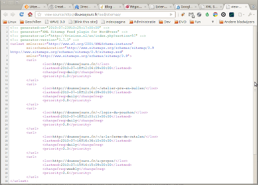 xml-sitemap-feed screenshot 2