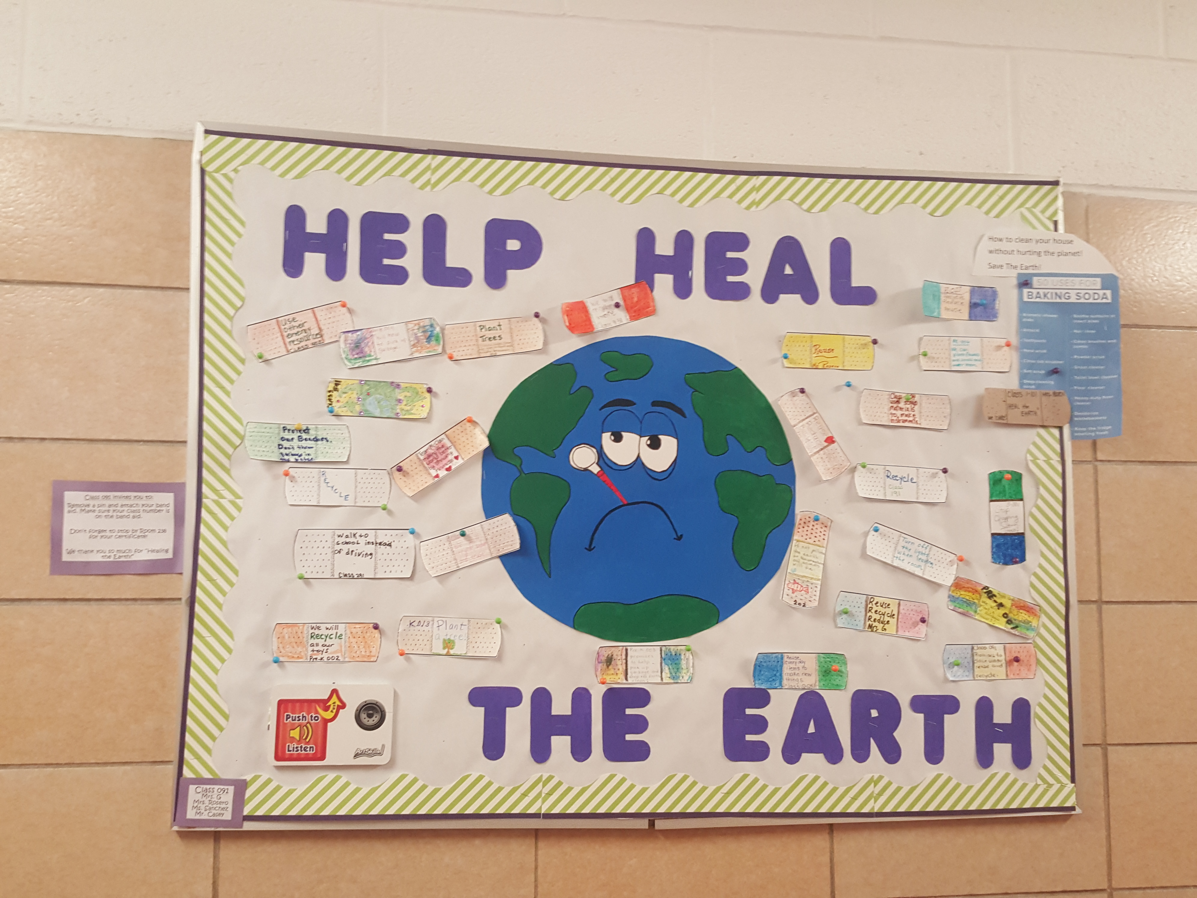 Earth Day P S 135q