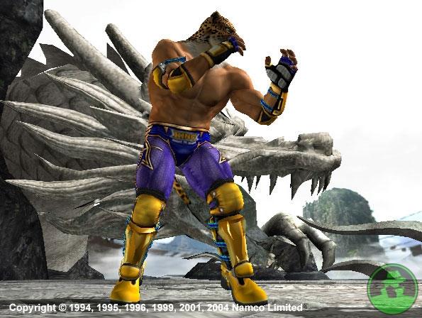 Tekken 5 Preview PS2