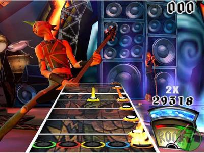 Slash que nada,meu nome é Johnny Napalm!