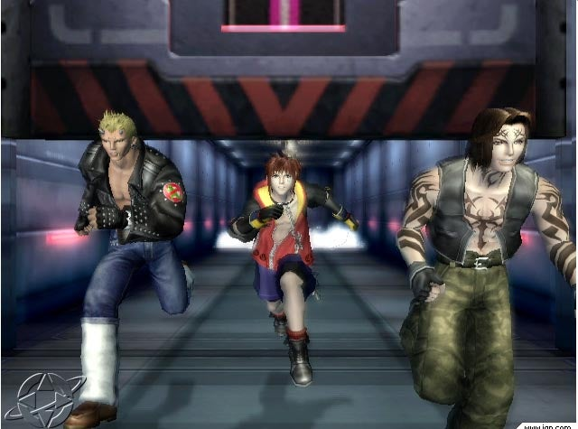 Bouncer Is The Best Looking PS2 Game Beyond3D Forum