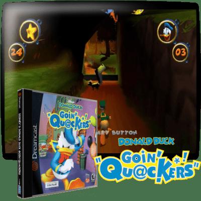 Donald Duck — Goin' Quackers
