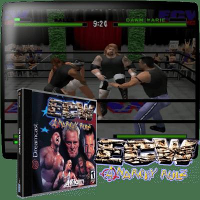 ECW Anarchy Rulz